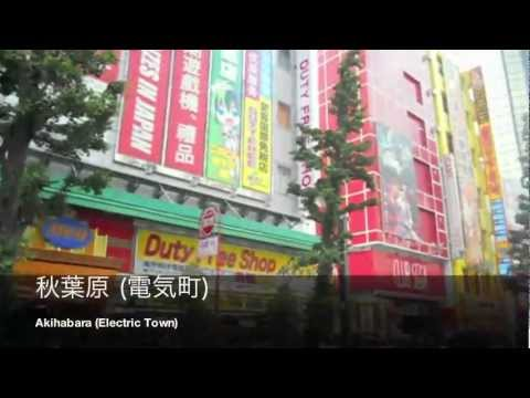 Tokyo Study Abroad - Summer 2012