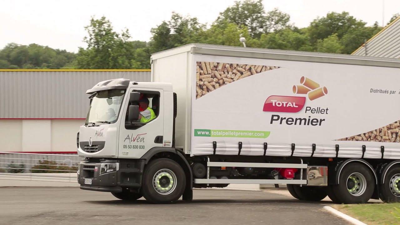 Se chauffer via les granulés de bois Total Pellet Premier YouTube # Granulés De Bois Total