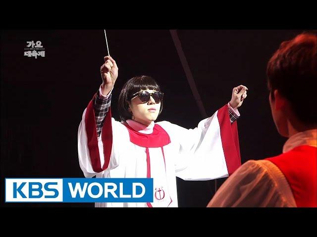 Block B - HER [2014 KBS Song Festival / 2015.01.14]