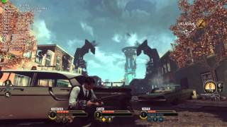 The Bureau XCOM Declassified gameplay PC HD - GTX 670