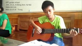 Một cõi đi về (GPT school- Trung)