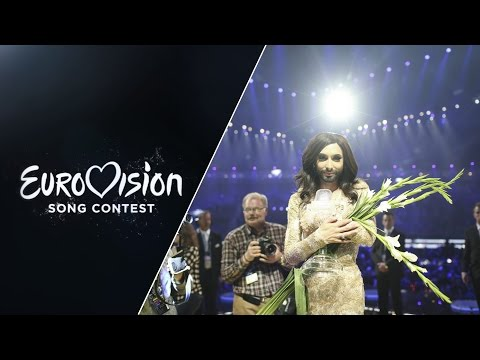 """Conchita Wurst: """"Everything changed for the better"""" (2014 Eurovision Song Contest winner)"""