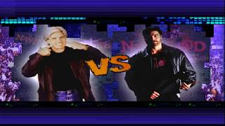 WCW Backstage Assault Matches - Eric Bischoff vs Vince Russo (REQUEST)