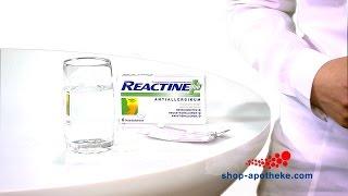 Hilfe bei Allergien mit Reactine Duo