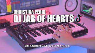 DJ Jar Of Heart Slow Tik Tok Remix Terbaru 2021 (DJ Cantik Remix)