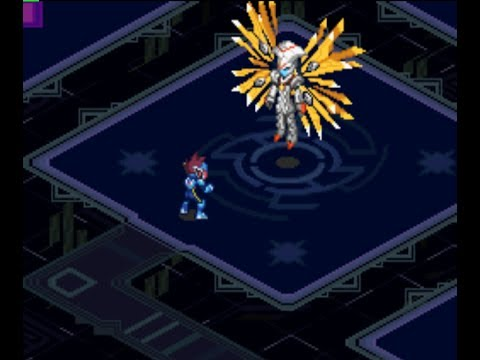Let's Play Megaman Starforce 3 Black Ace After Game Episode 6 : Good Bye Sirius