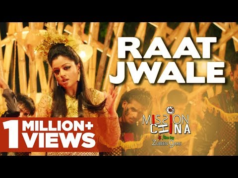 Raat Jwale | Full Video Song | Mission China | Mrinmoyee Goswami | Zubeen Garg