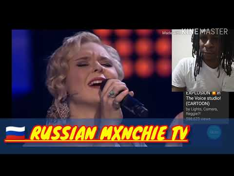 DYNAMIC DUO! | Эльмира Калимуллина и Пелагея - Canção do Mar /  RUSSIAN FOLK MUSIC REACTION