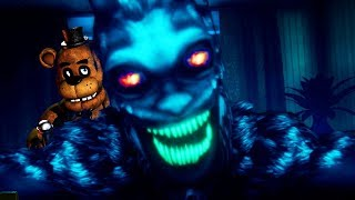 DO NOT FALL ALSEEP WHILE HES WATCHING! || Try To Fall Asleep - FNAF Style Horror