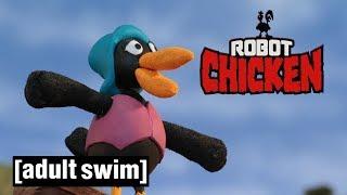Robot Chicken | Dumbo Uncut | Adult Swim UK