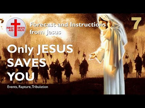 7/7 DECEPTIONS... NWO, WORLD RELIGION, EVADING CAPTURE & CHRIST's REIGN OF PEACE ❤️ Instructions