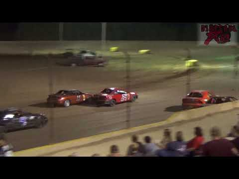 Salina Speedway - 5-11-18 - Bird Contracting Sport Compact Heats