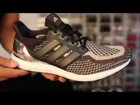 Adidas Ultraboost Olympic Silver W/On Foot Review