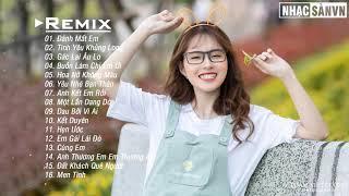 Tình Yêu Khủng Long Remix  💋 Đánh Mất Em Remix  💋 Gác Lại âu Lo Remix 💋 EDM WRC Remix Nhẹ