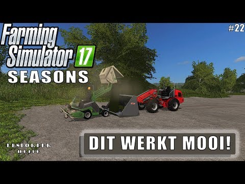 """DIT WERKT MOOI!"" FarmingSimulator 17 Seasons Ebsdorfer Heide #22"