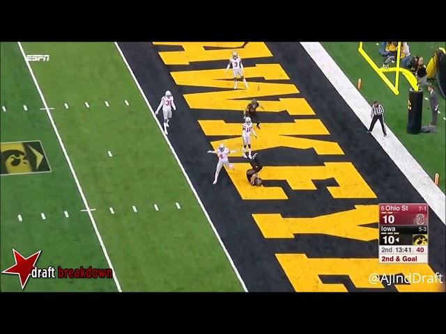 Nick Bosa (Ohio State EDGE) vs Iowa - 2017  Nick Bosa sddefault