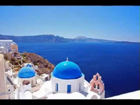 Santorini, Island in Greece - Best Travel Destination