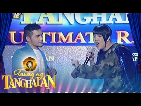 Tawag ng Tanghalan: Vice and Froilan do a funny version of a viral ad jingle