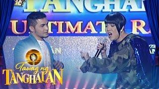 Tawag ng Tanghalan: Vice and Froilan do a funny version of a viral ad jingle