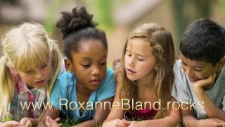 Commercial Showcasing Roxanne Bland, Author