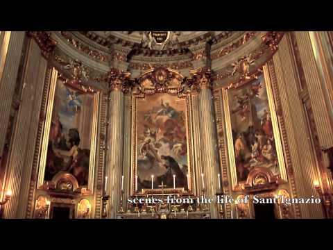 Trip to Rome: Chiesa di Sant'Ignazio di Loyola a Campo Marzio