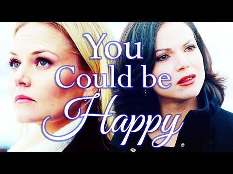 Swan Queen - You could be happy (OUAT)