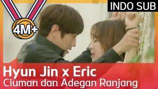 💋💋💋 Adegan Ciuman Dan Adegan Ranjang Seo Hyun Jin ♥ Eric #anothermissoh 🇮🇩 Indo Sub🇮🇩