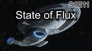Star Trek Voyager Ruminations: S1E11 State of Flux