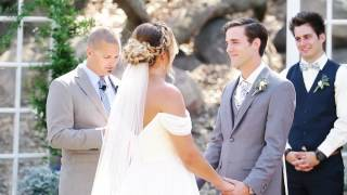 High School sweethearts FINALLY get married! Lauren + Anthony's San Diego wedding!!!