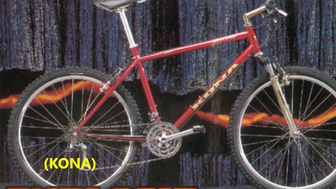 Ten of the best vintage steel mountain bikes