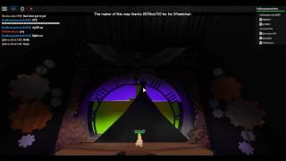 defying gravity wicked real clip roblox