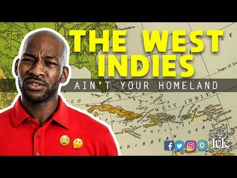IUIC: The West Indies Ain't Your Homeland!!