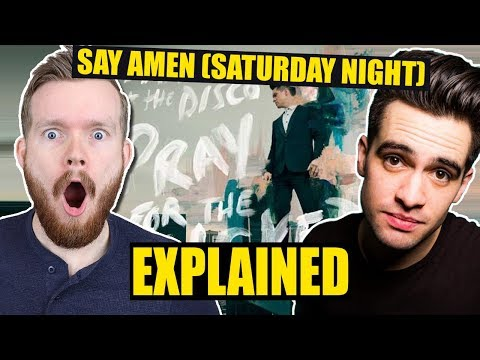 """SAY AMEN"" Leads to ""THIS IS GOSPEL""! 