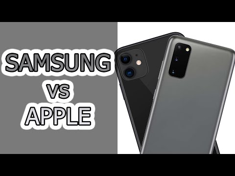 СРАВНЕНИЕ   Samsung Galaxy S20 Vs IPhone 11