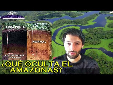 ¿Qué Misterios Oculta la Tierra del Amazonas? la increíble Terra Preta | VM Granmisterio
