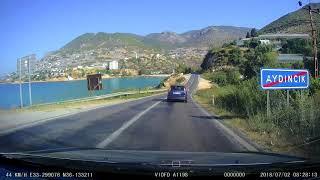 Akdeniz Sahil Yolu Mersin - Antalya 2018_0702_082722_893