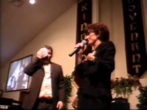Anne Giminez and Nancy Meadors Testify of God's He...