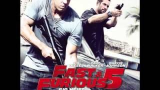 Fast & Furious 5 Soundtrack - Obando - Batalha
