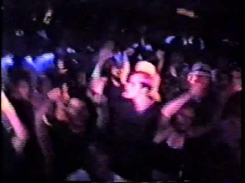 Wasted - Djs Brisk & Rush - Perth 1999