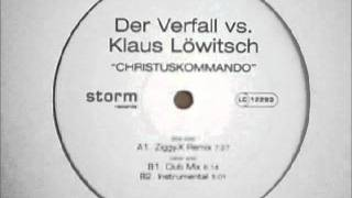 Der Verfall vs. Klaus Löwitsch - Christuskommando