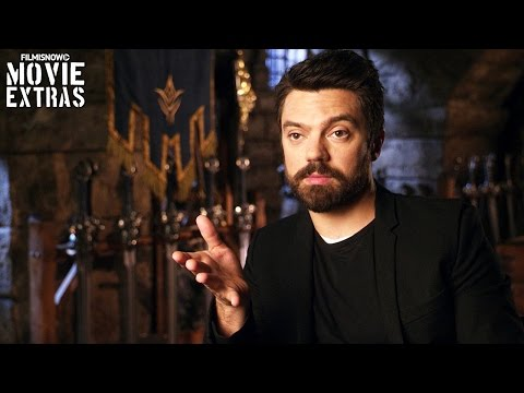 Warcraft | On-set with Dominic Cooper 'King Llane' [Interview]