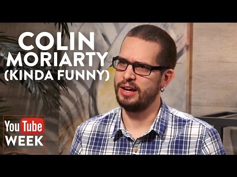 Colin Moriarty (Kinda Funny): The Conservative Libertarian Gamer (YouTube Week)