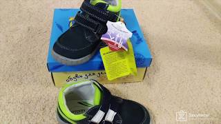 Обзор: Детские ботинки Котофей 352130-24