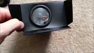 Glowshift unboxing and installation 03 wrx - YouTube | Wrx Glowshift Wiring Diagram |  | YouTube