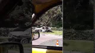 Аварія у Чернівцях. 20.07.2018