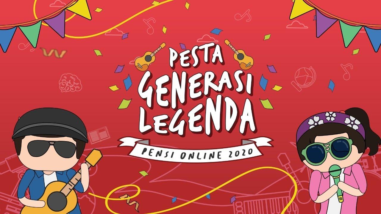 [Talkshow] Tanya Jawab Pendidikan Indonesia dan Guru Favorit - Pensi Online 2020
