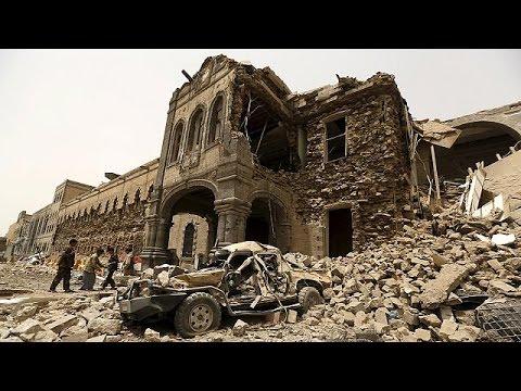 Nasib Yaman Ditentukan Perdagangan Senjata AS dan Arab Saudi