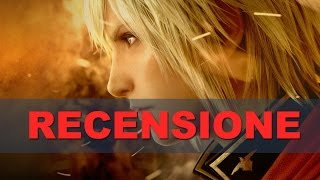 Final Fantasy Type 0 HD - RECENSIONE ITA