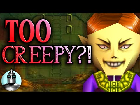 11 Creepiest Legend Of Zelda Moments | The Leaderboard
