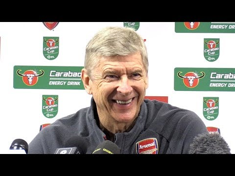 Arsene Wenger Full Pre-Match Press Conference - Arsenal v Manchester City - Carabao Cup Final